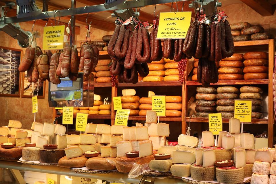 Madmarked på Mallorca