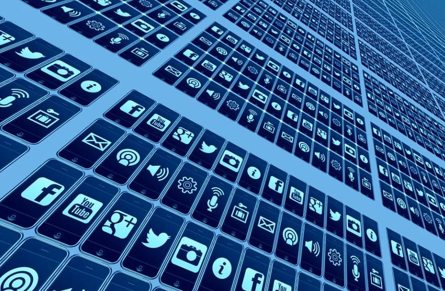 Sociale medier og apps