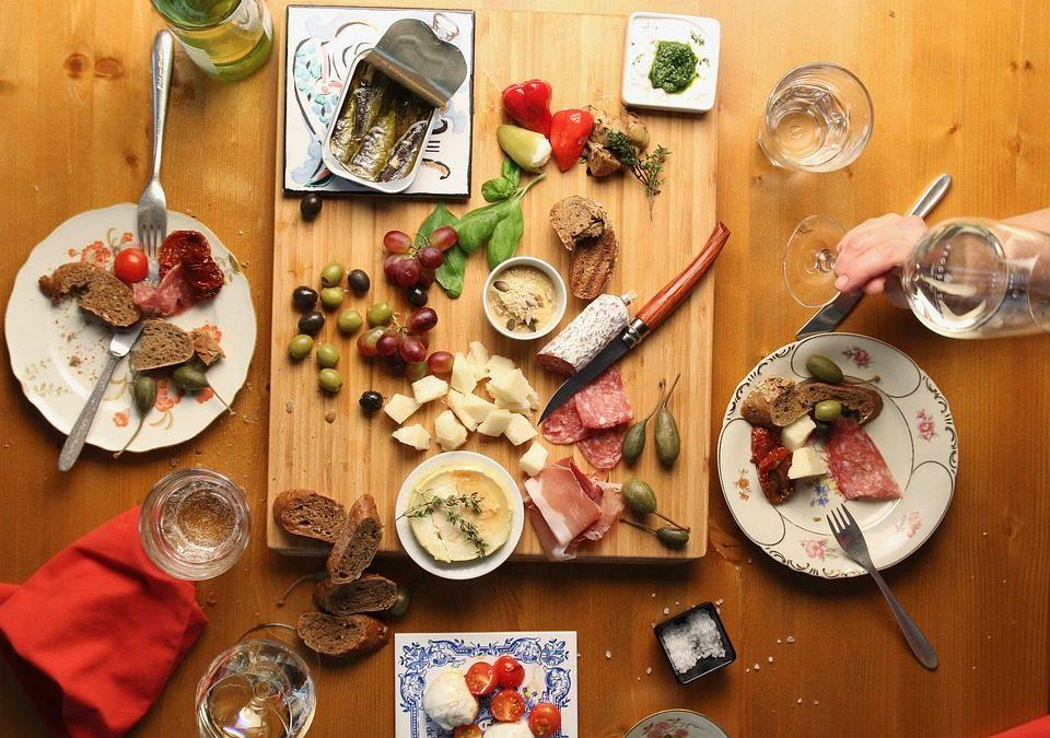 Nyd maden på Mallorca